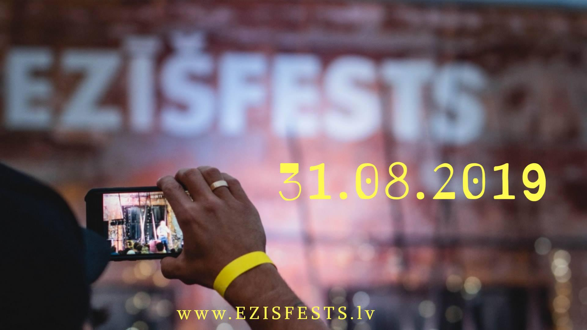 Ezīšfests 2019 – Kronis vasarai!