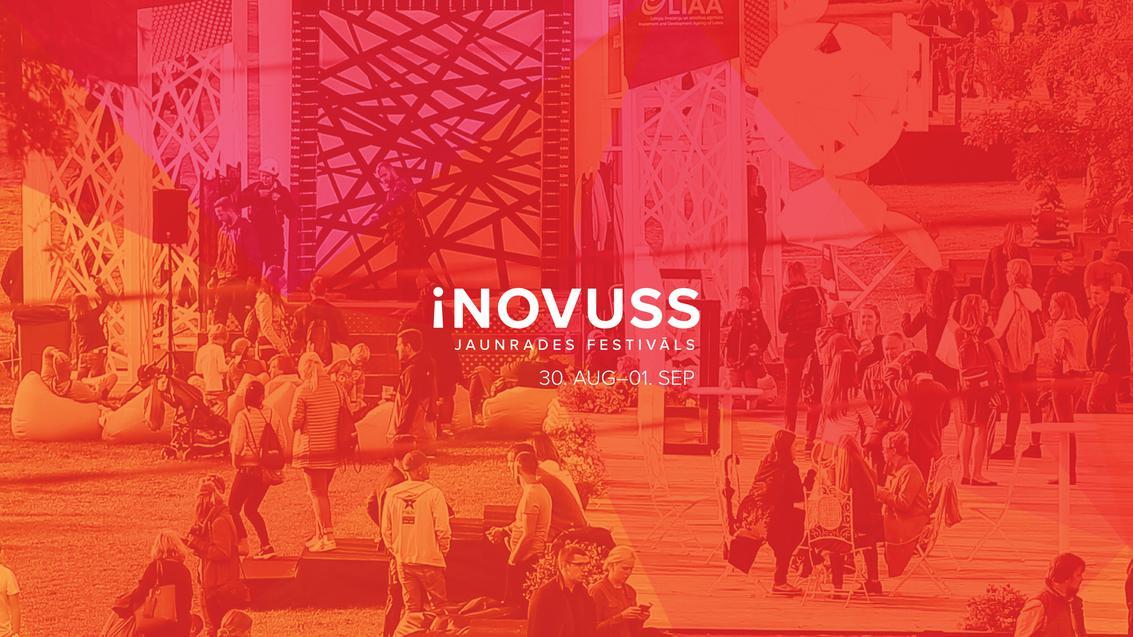 Inovuss | jaunrades un tehnoloģiju festivāls