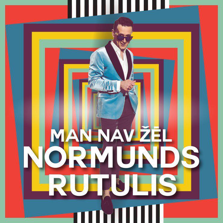MAN NAV ŽĒL / Normunds Rutulis