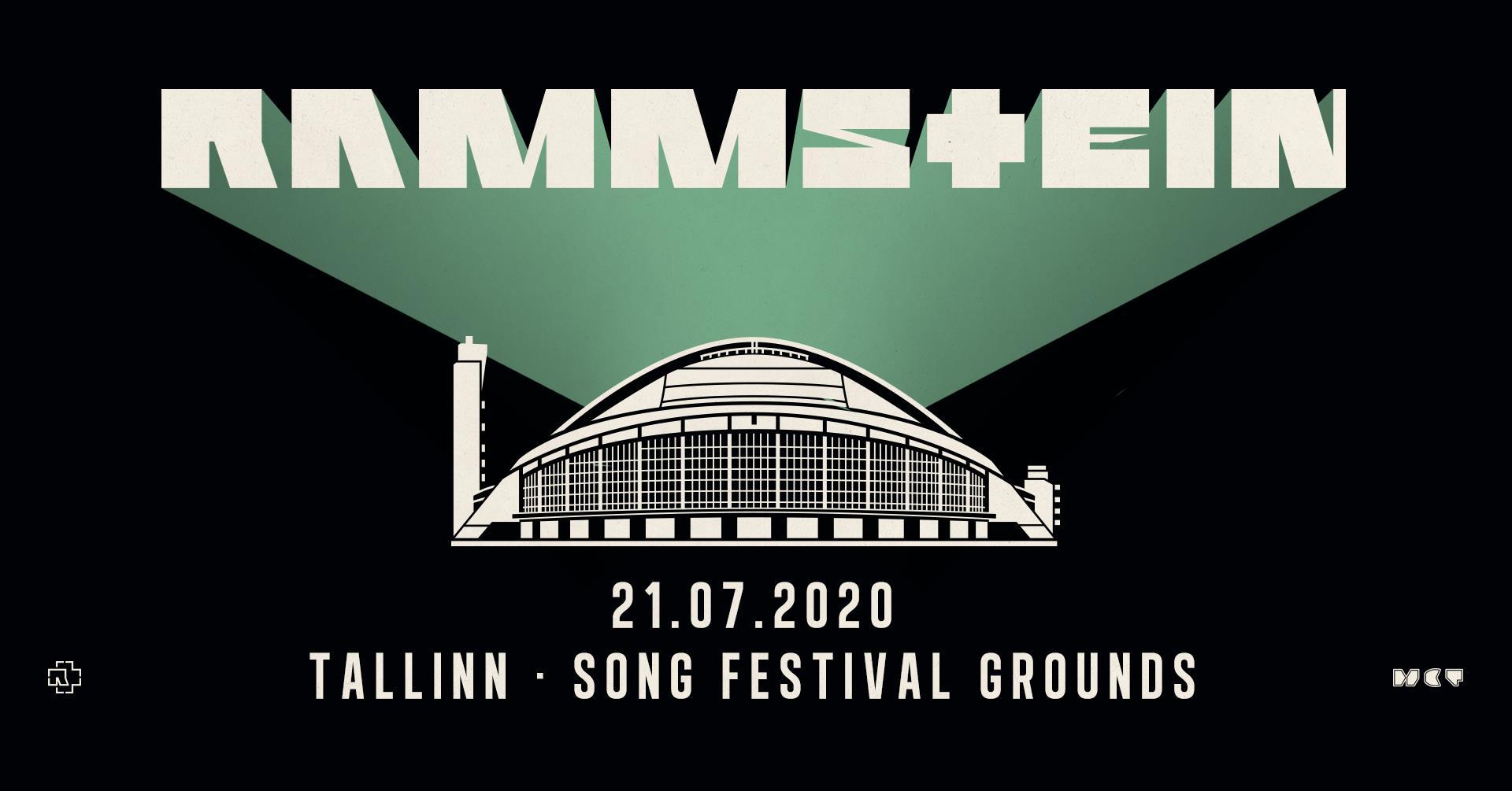 Rammstein – Tallinna Lauluväljak (Europe Stadium Tour 2021)