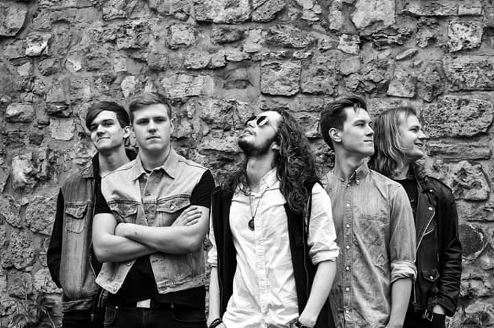 Blind Shapes debijas EP prezentācija
