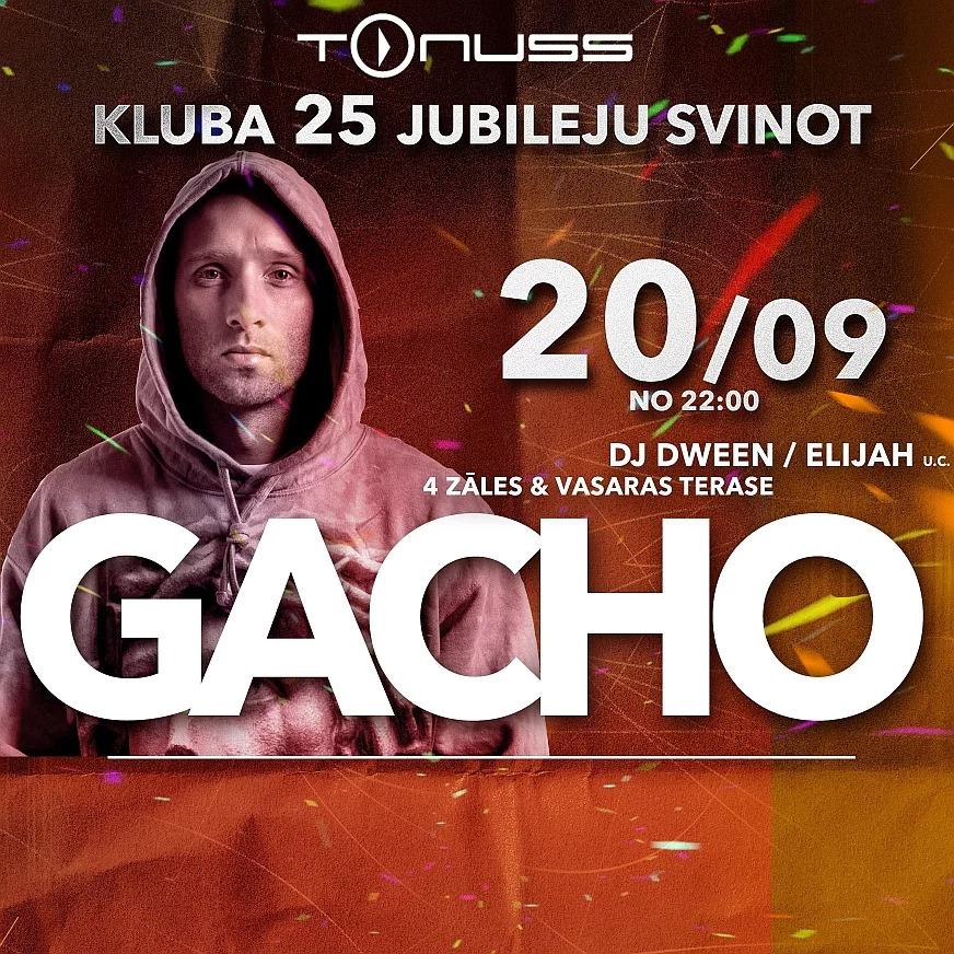 GACHO koncerts / Jelgava