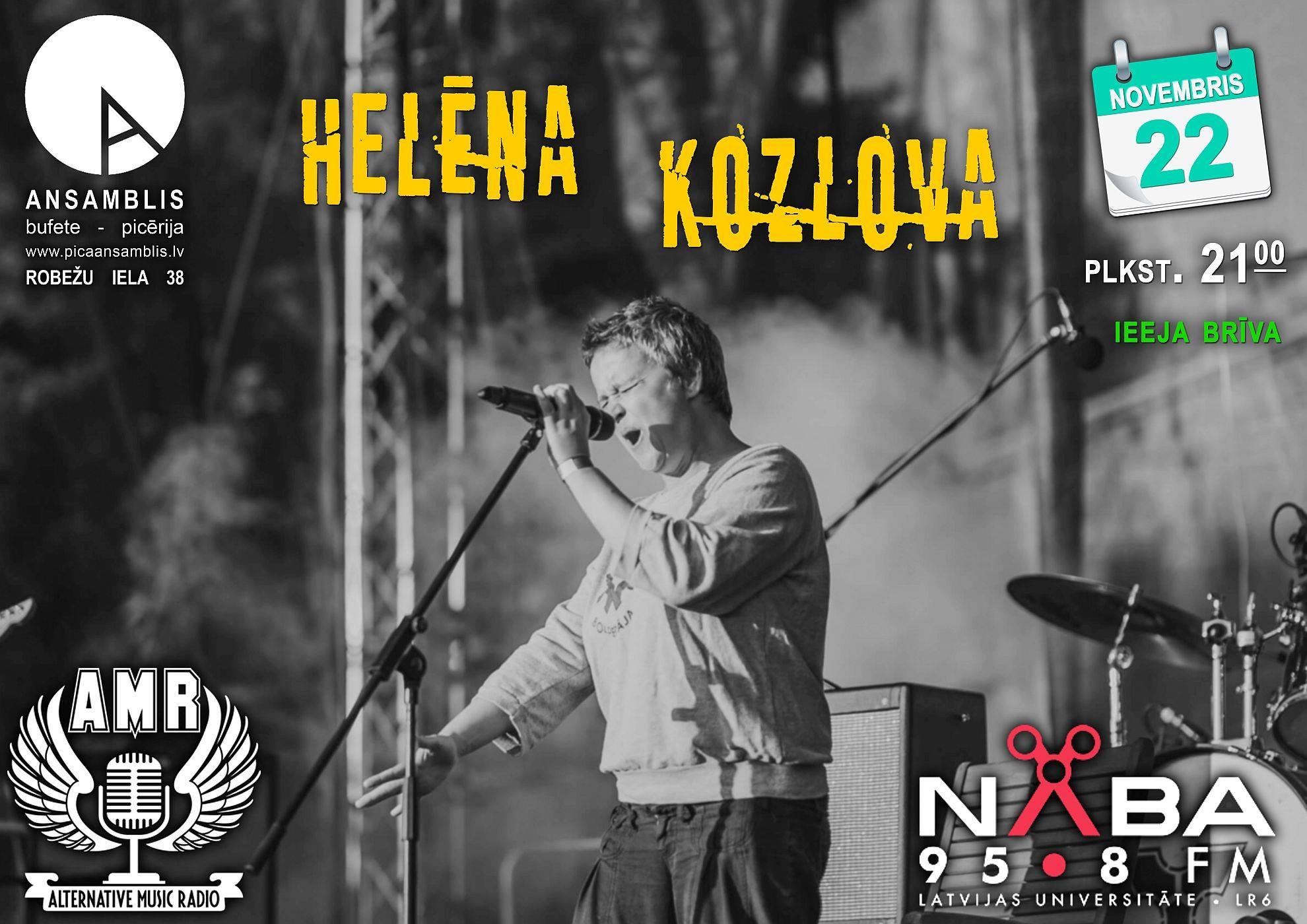 HELĒNA KOZLOVA