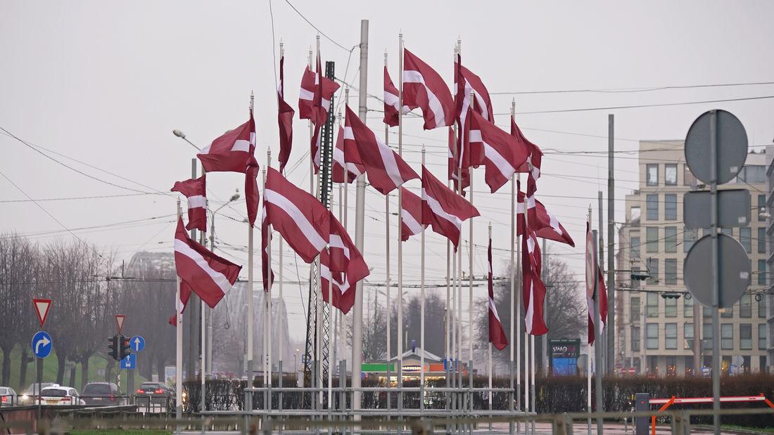 18. novembra svētku pasākumi Rīgā