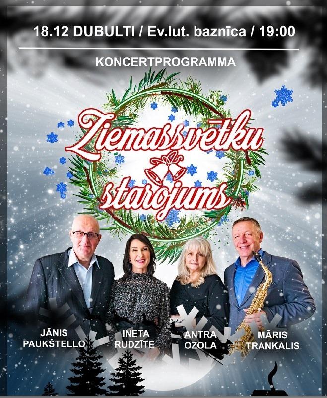 Ziemassvētku starojums – Jūrmala