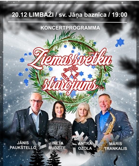 Ziemassvētku starojums – Limbaži