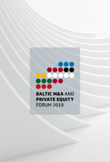 Baltic M&A and Private Equity Forum 2019