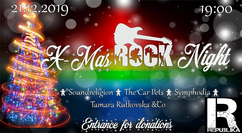 X-Mas Rock Night