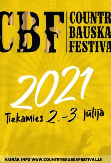 Country BAUSKA festivāls 2020/21
