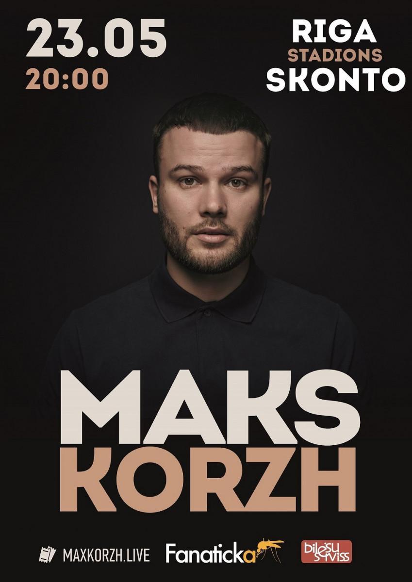 MAKS KORZH / МАКС КОРЖ