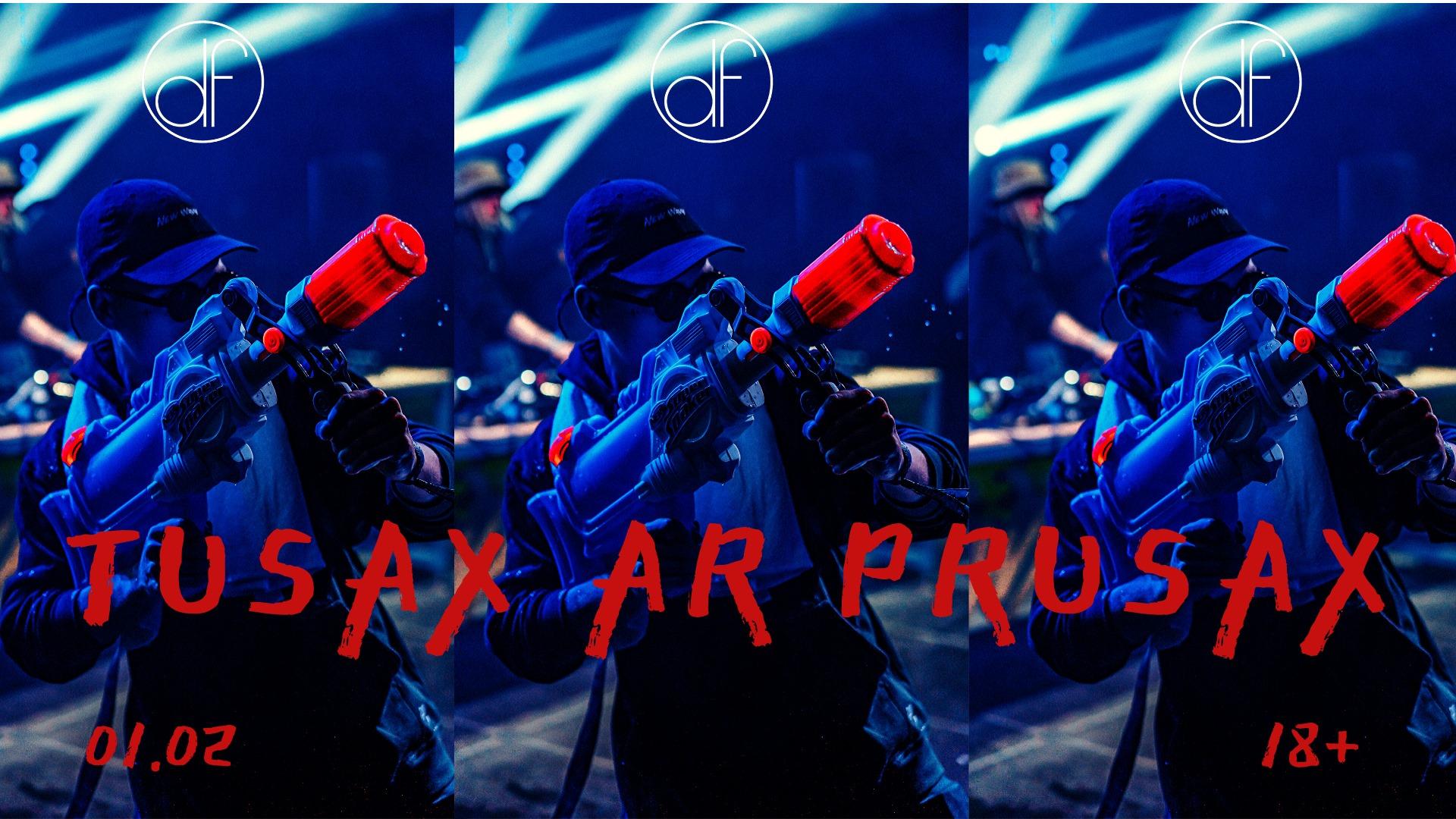 TUSAX AR PRUSAX