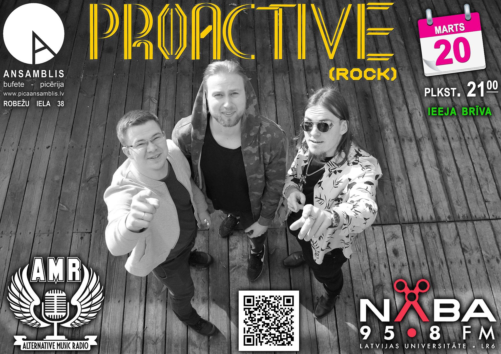 PROACTIVE (rock)