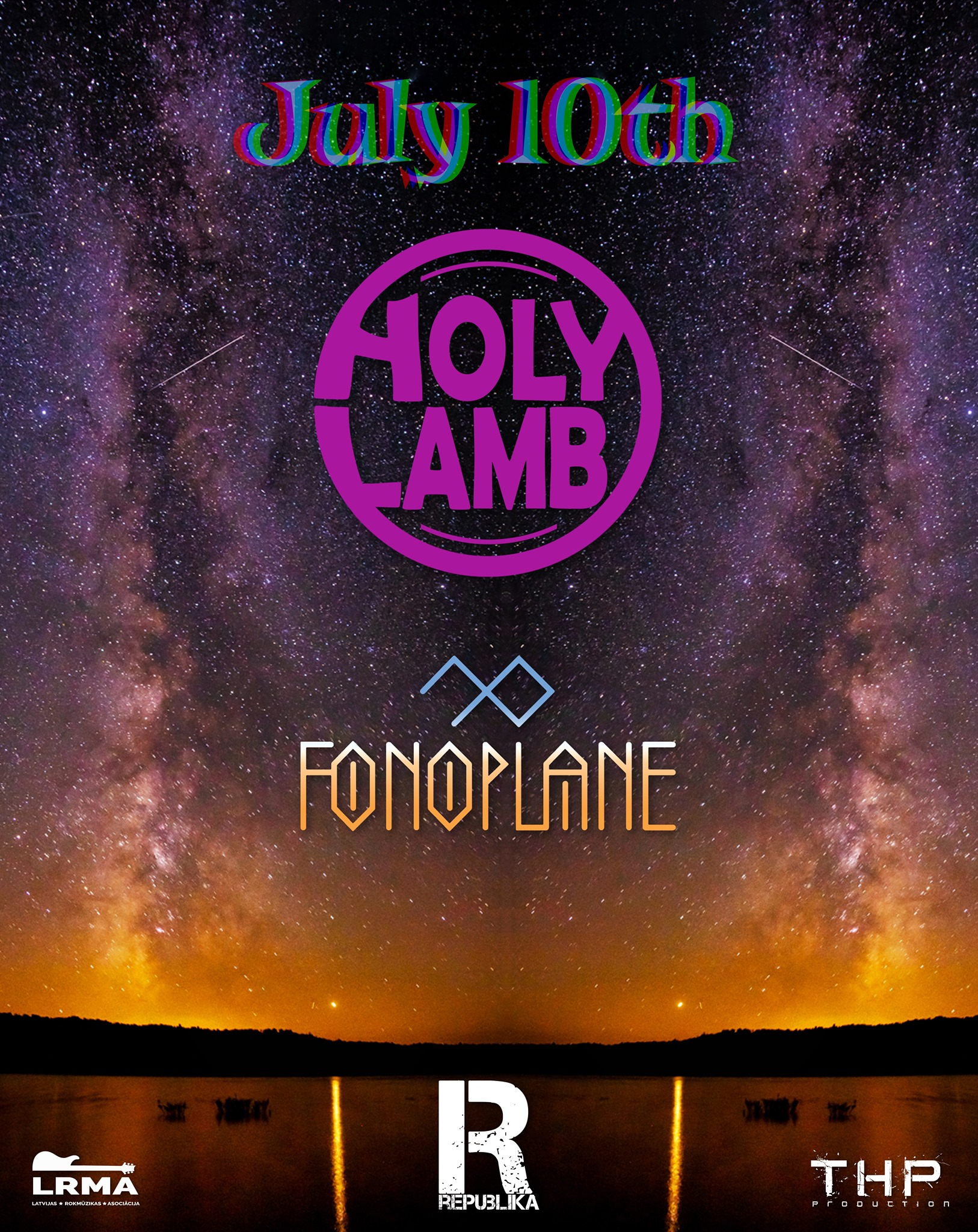 Progressive Rock Night with Holy Lamb and Fonoplane