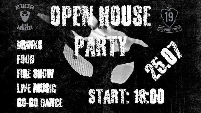 Shadows MCC Latvia – Open House Party