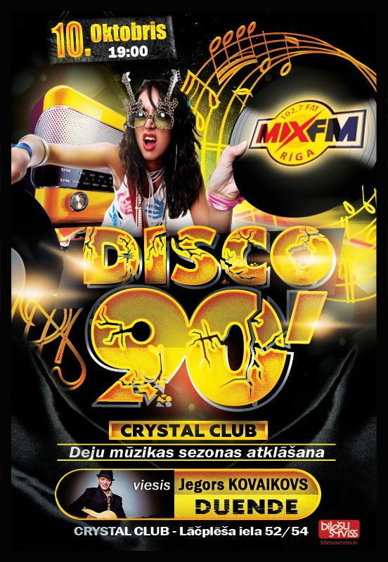 RADIO MIX FM 102,7 DISKOTĒKA
