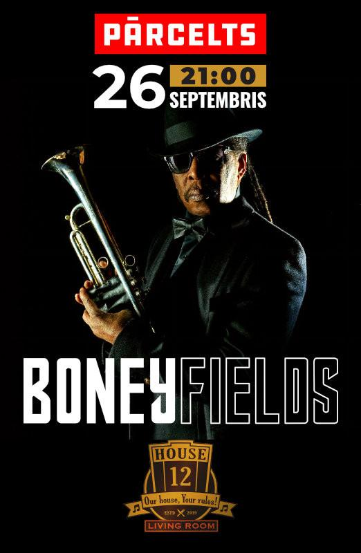 Boney Fields (ASV) – Blūza un Fanka karalis