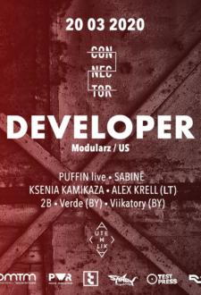 Connector / Developer
