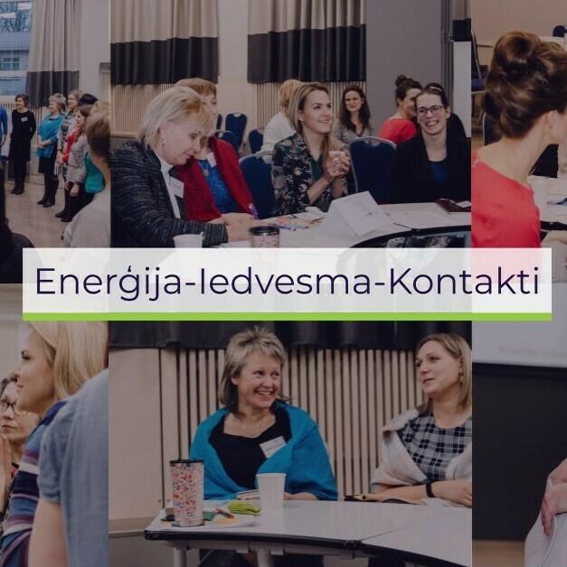 Sieviešu uzņēmēju tikšanās Cēsīs // Move UP-Meet UP