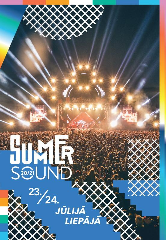 SUMMER SOUND FESTIVĀLS 2020/2021