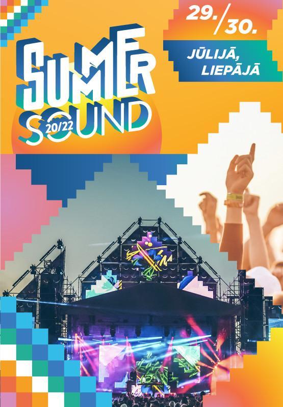 SUMMER SOUND FESTIVĀLS 2020/2022