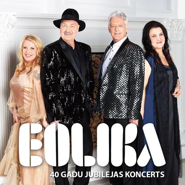 EOLIKAI 40 / jubilejas koncerts