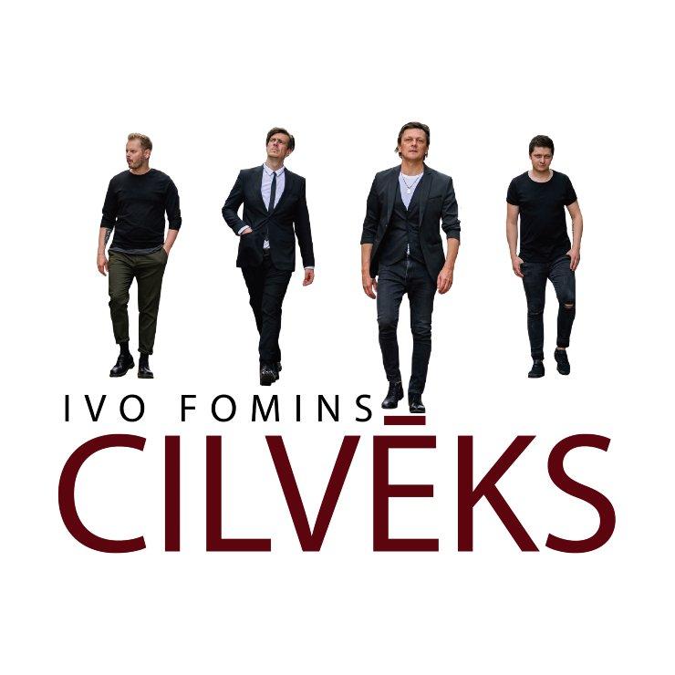 """Ivo Fomins jaunais mūzikas albums koncerttūrē """"Cilvēks"""""""