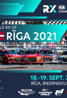 WORLD RX OF RĪGA – FIA Pasaules rallijkrosa čempionāta posms
