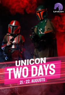UniCon 2021. DIVU DIENU BIĻETE