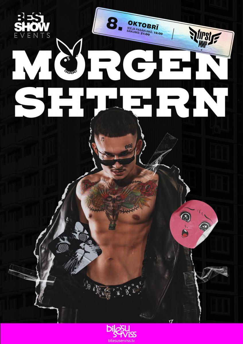 Morgenshtern First Mir / Моргенштерн в Клубе Фёрст (Pārcelts no 06.06.20., 14.11.20. un 13.11.20.)