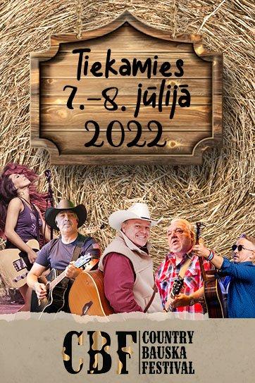 Country BAUSKA festivāls 2022