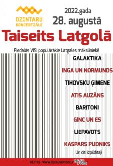 TAISEITS LATGOLĀ
