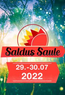 FESTIVĀLS SALDUS SAULE 2022 – VIP biļete