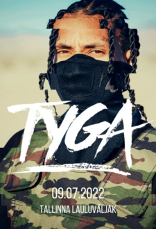 "TYGA ""Go Loco Tallinn"""